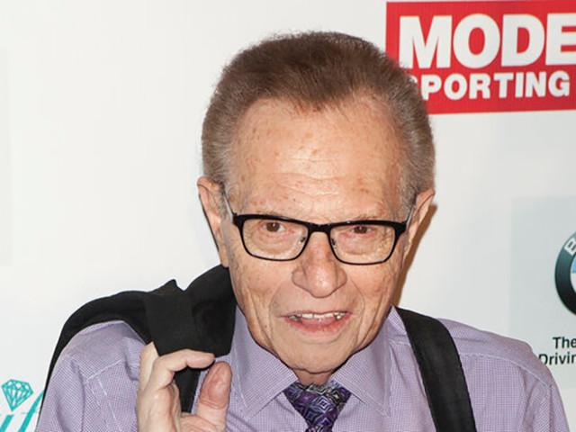 Larry King's Widow Disputes Handwritten Will