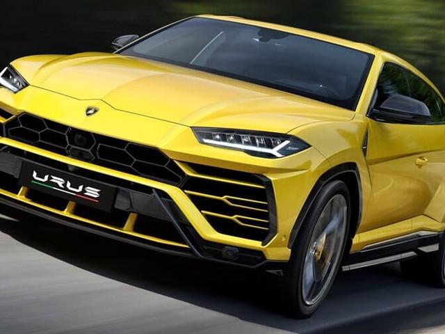 Lamborghini Urus Aims To Snag The Nurburgring SUV Lap Record