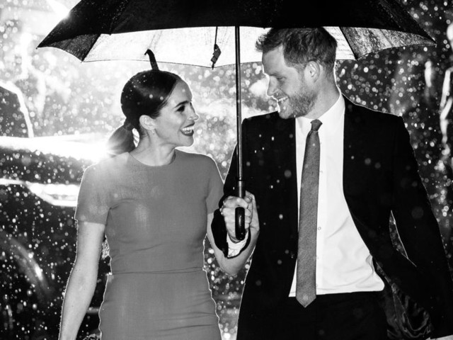 Harry & Meghan make Time's '100 Most Influential People'