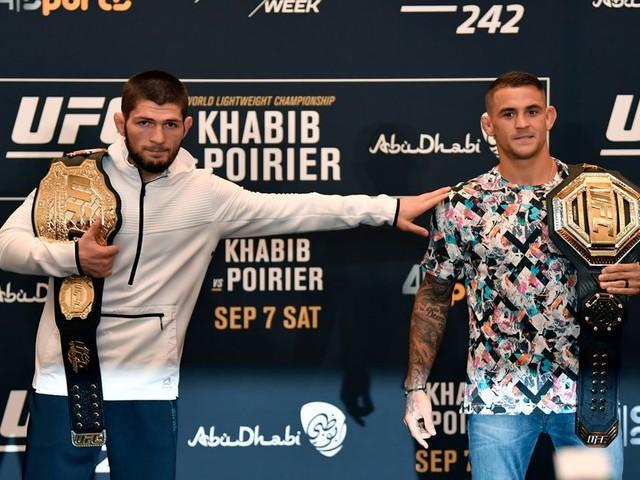 Coach says UFC belt is bigger focus for Poirier than Conor McGregor trilogy