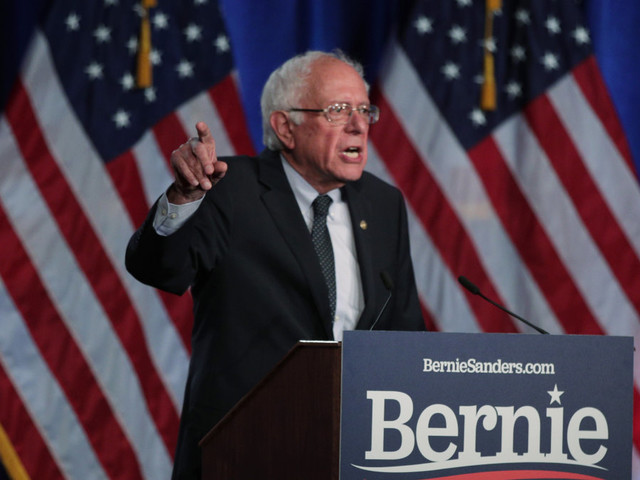 Bernie Sanders' campaign staff demands more pay