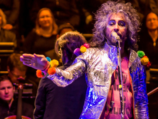 The Flaming Lips Share 'The Spark That Bled' Live Single