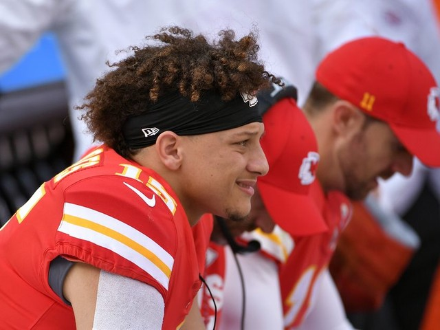 Patrick Mahomes might not be the answer, but the Chiefs need a spark
