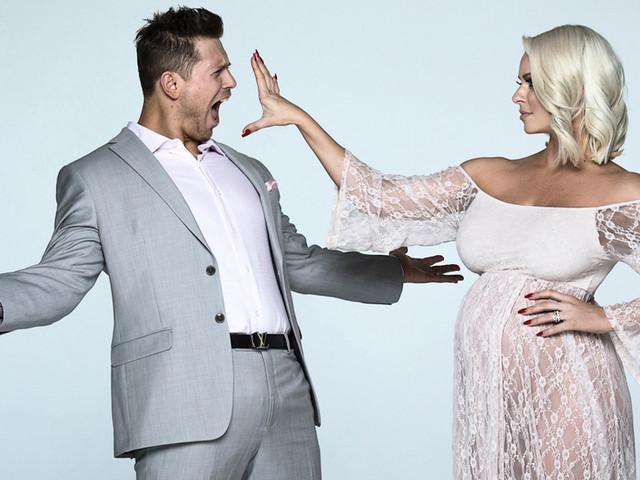 WWE's The Miz And Maryse On Parenthood, Daniel Bryan, Her Return