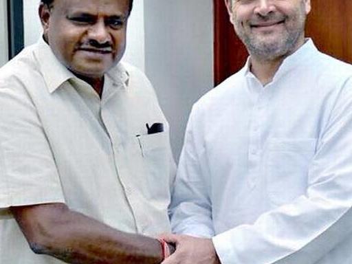 Kumaraswamy gets Rahul's go-ahead for new budget