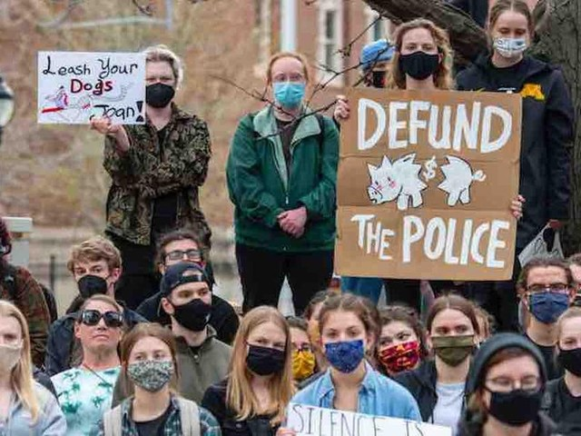 Crime decreases by 38% after U. of Minnesota boosts police presence. Just 6 months ago student leaders wanted campus cops disarmed.