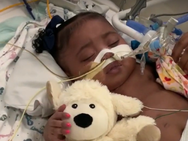 Texas family wins ruling to keep baby on life support the same day the hospital was planning to stop treatment