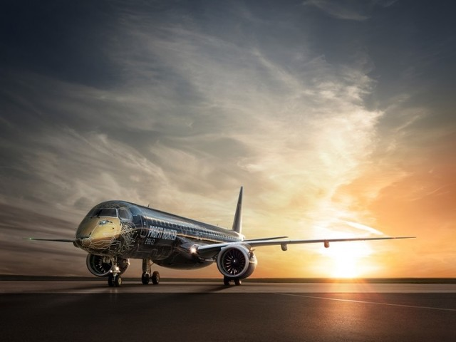 News: Embraer E195-E2 set to make Russian debut