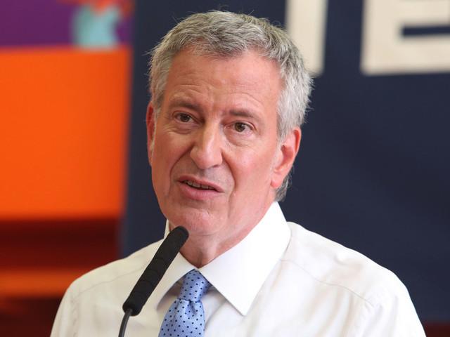 FEC sends de Blasio 3rd warning letter over 2020-bid fundraising