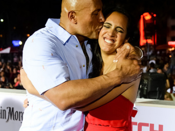 FAMILY BUSINESS: The Rock Cheers On His Daughter Simone Johnson After She Signs WWE Contract