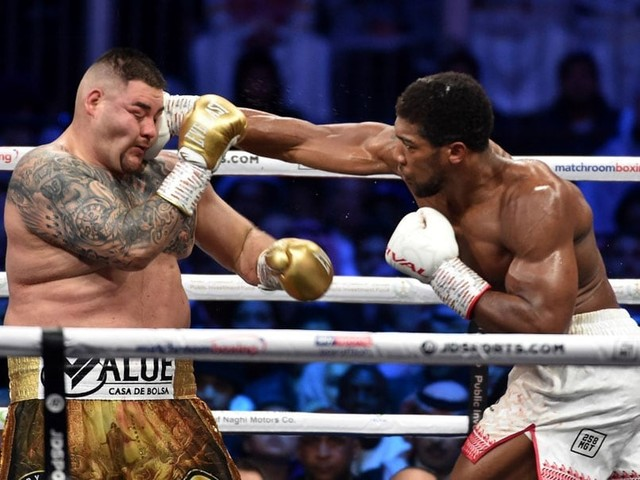 "Andy Ruiz Blames ""Three Months Of Partying"" For Loss To Anthony Joshua"