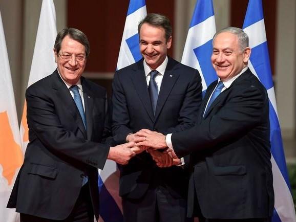 Turkey Muscles-In On Israel-Greece-Cyprus EastMed Gas Pipeline Deal