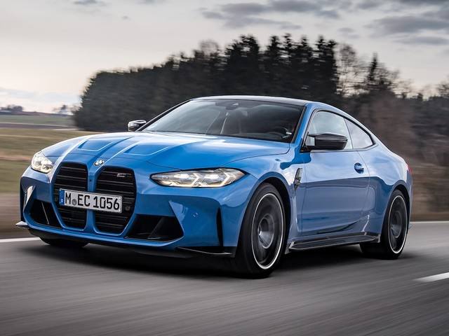2022 BMW M3 and M4 Competition xDrive AWD First Look: x(Drive) Marks the M Spot