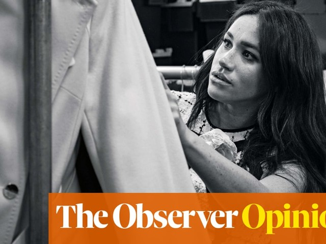 Meghan Markle seems to mix with all the 'wrong' people. So unlike the other royals... | Catherine Bennett