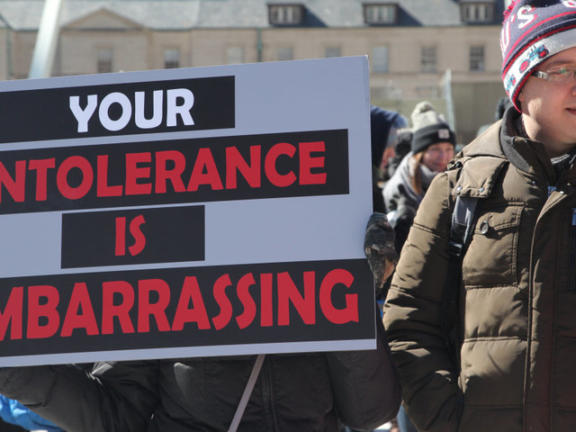 Islamophobia: The Very Real Monster In Canada's Closet