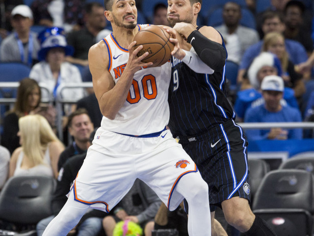 Turkish government seeking international warrant to arrest Knicks' Enes Kanter