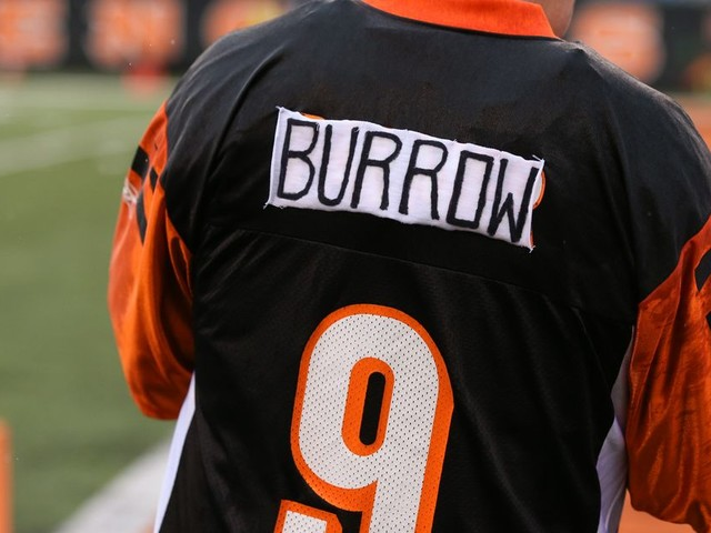 Joe Burrow will only solve one of the Bengals' many problems