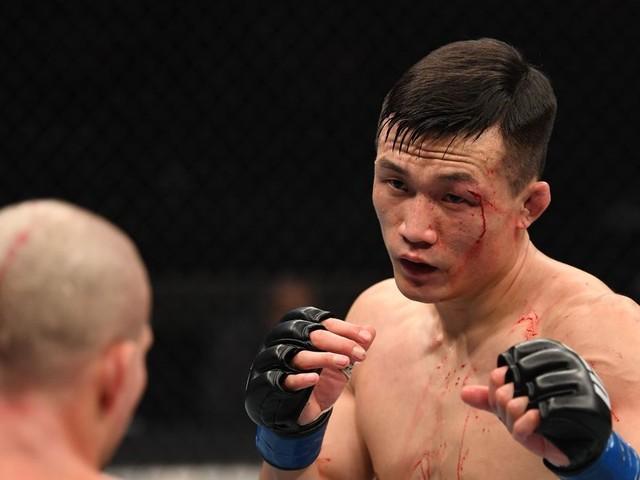 UFC Vegas 29: Korean Zombie vs. Ige fight card