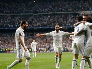 Madrid clubs back on top in European soccer
