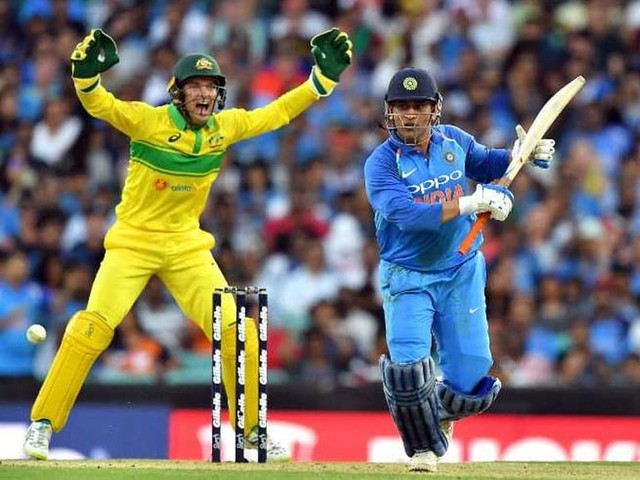 """We Were Lucky To Get Dhoni Out"": Australia Bowler Jhye Richardson"