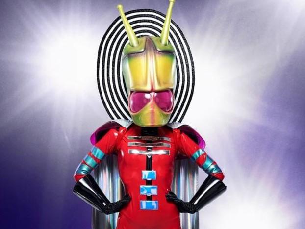 The Masked Singer Unmasks the Alien