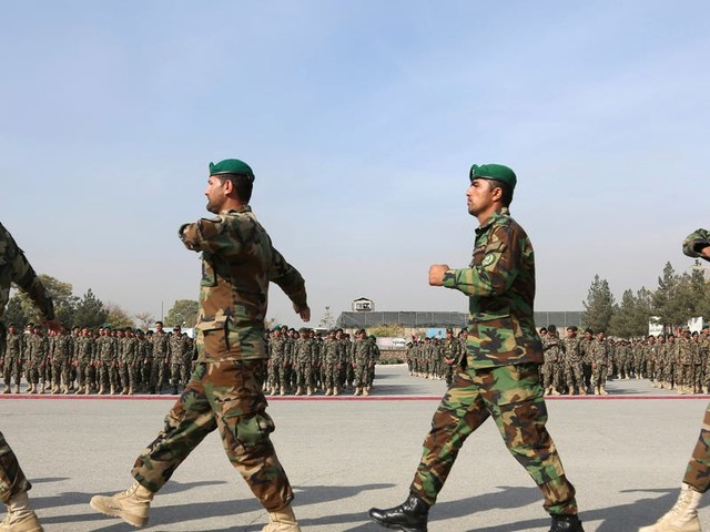 2 US troops killed and 6 injured in shooting on an Afghanistan Army base amid uncertain plans to withdraw troops