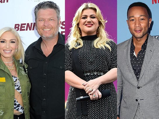 Truth About 'The Voice' Coaches Feuding