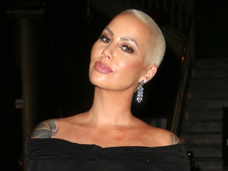 Amber Rose Posts Hilarious BTS Photos From The Birth Of Her New Son Slash Electric — Pics