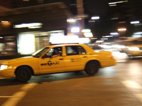 Congestion pricing could mark the beginning of the end of New York's famous yellow taxis (LYFT)