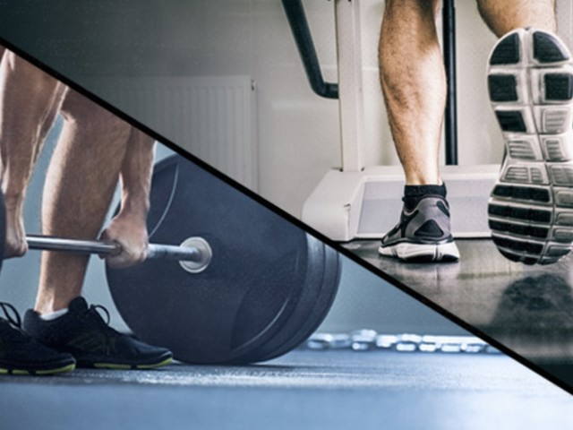 Cardio and Lifting – Which one first?