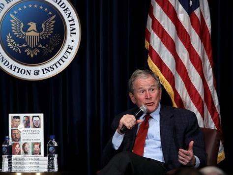 Racial Healer? The Media Has Conveniently Forgotten George W. Bush's Many Atrocities