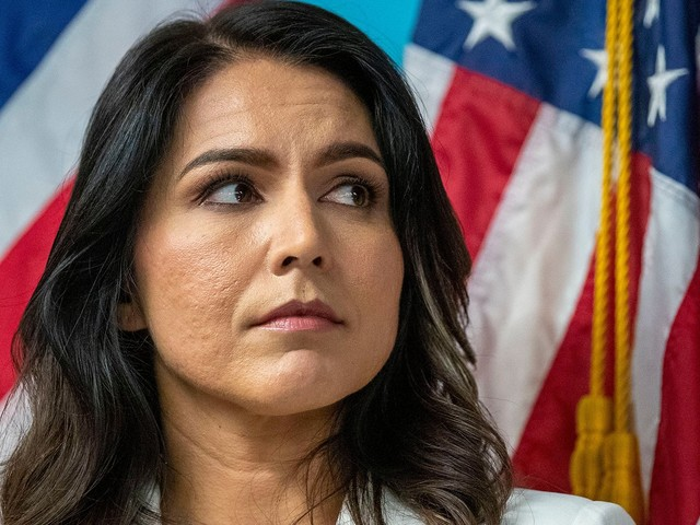 Tulsi Gabbard Is Suing Hillary Clinton For $50 Million — Yes, Really