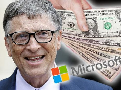 The Strategy That Added $16 Billion To Bill Gates' Net Worth This Year