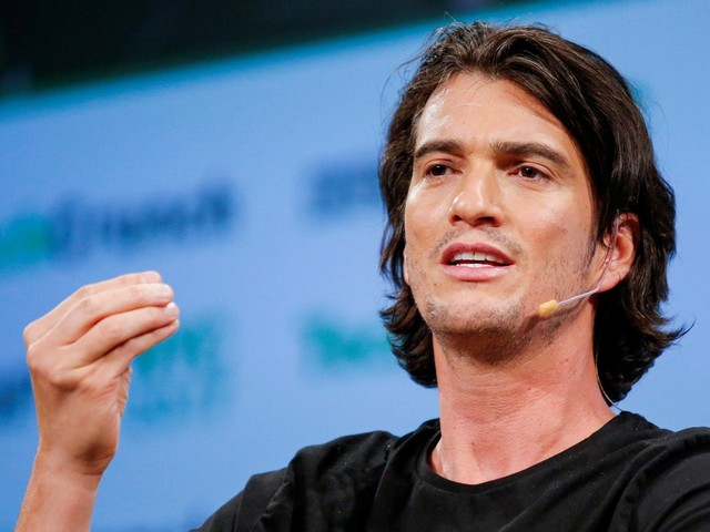 SoftBank Seeks to Oust Adam Neumann as WeWork CEO: Report