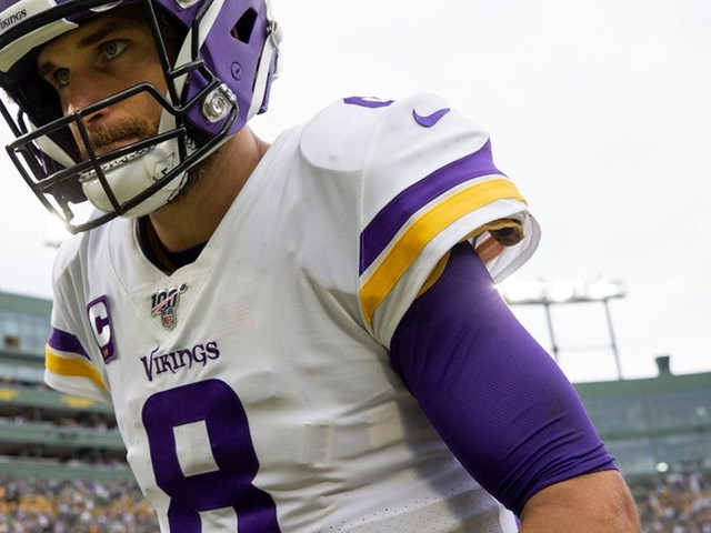 Vikings at Chargers is huge for wild card, but not really for division race
