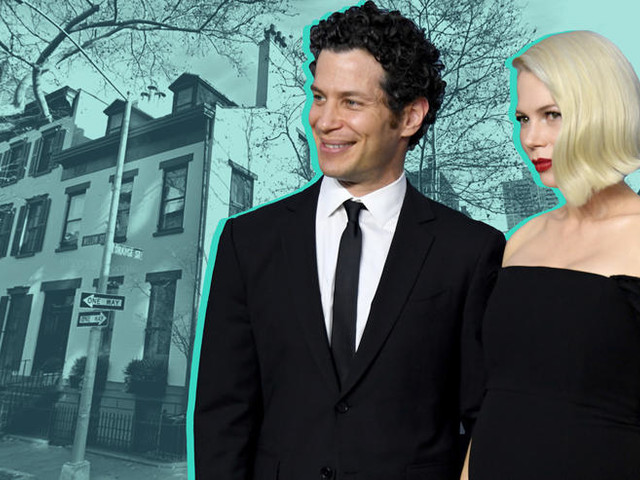 Michelle Williams, Tommy Kail buy $10.8M home in Brooklyn Heights