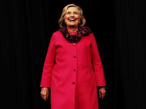 With Just Weeks To Decide, Hillary Clinton Claims 'Enormous Pressure' To Run For President