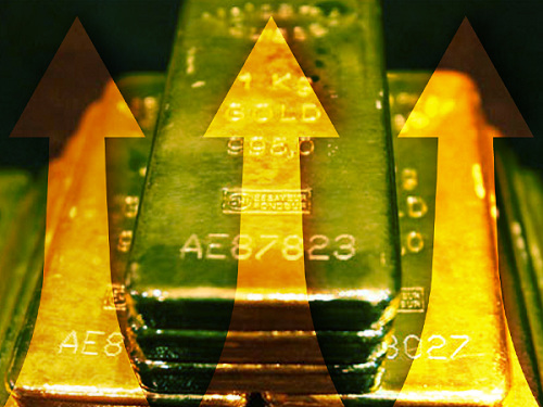 Gold Prices Will Keep Rising Because Crash Conditions Are Becoming Obvious