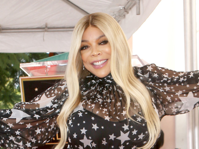 Wendy Williams wears SKIMS to receive Hollywood Walk of Fame star