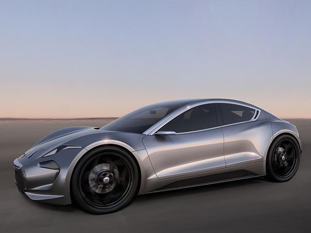 Fisker's All-Electric Emotion Will Debut This January At CES