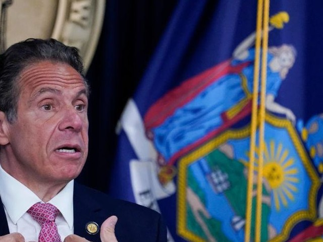 Report: Federal prosecutors subpoena Cuomo aides for material related to his COVID-19 book