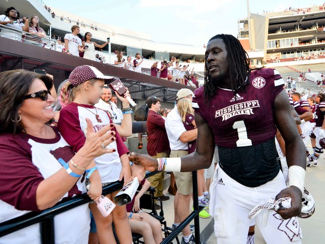 Police: Former Mississippi State WR De'Runnya Wilson killed in apparent homicide