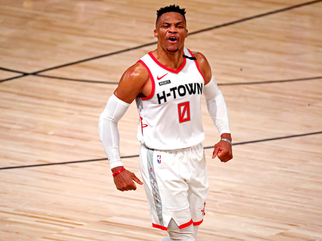5 Potential Russell Westbrook Trade Proposals