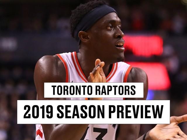 Toronto Raptors season preview 2019-2020