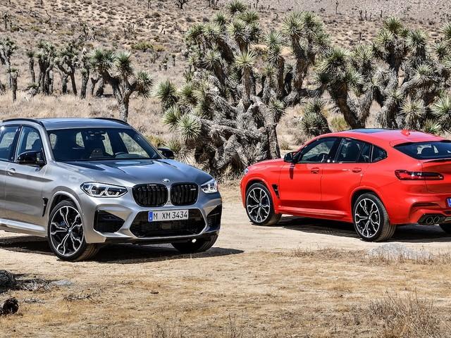 We Drive the 503-HP BMW X3 M and X4 M: Are They Real-Deal M Cars?