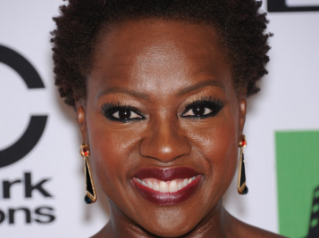 The Gorgeous Viola Davis Is The Newest Face Of L'Oréal Paris! SEE HER FLAWLESS FACE!