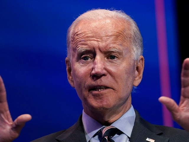 Biden refuses to say if he'd pack the Supreme Court with liberals if Republicans fill Ginsburg's seat