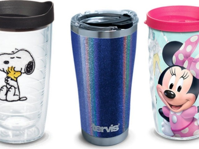50% Off Select Tervis Tumblers – Includes Disney Styles!