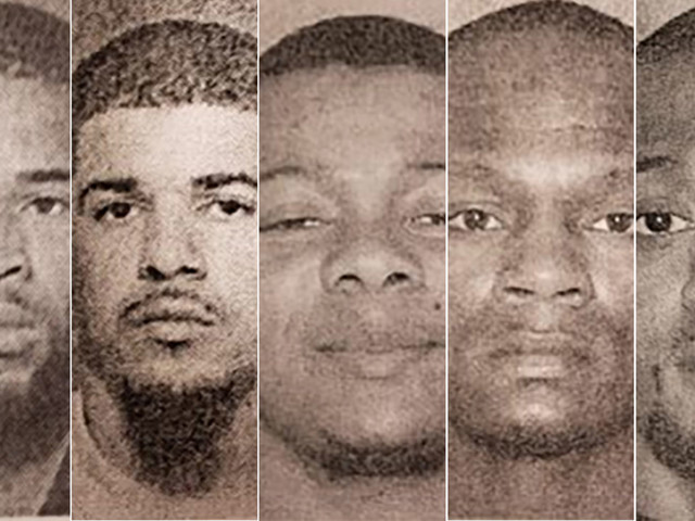 5 men charged in shooting at South Jersey high school football game, 3 injured