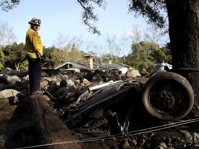 Southern California Hillsides Remain Vulnerable After Deadly Mudslides